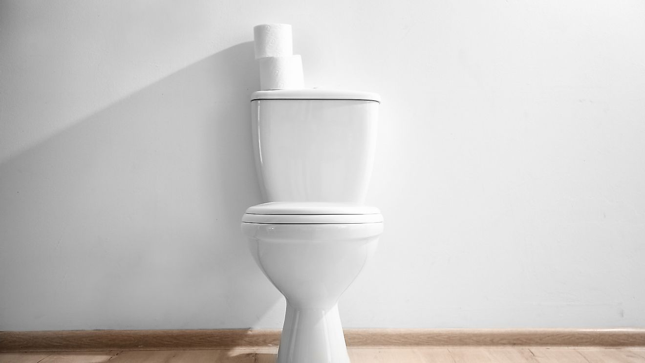 Who Invented The Toilet?