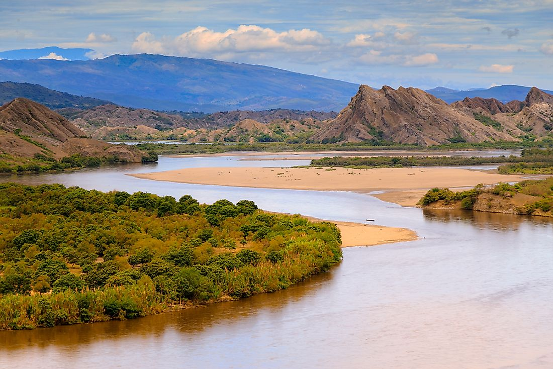 Where Does The Magdalena River Begin And End?