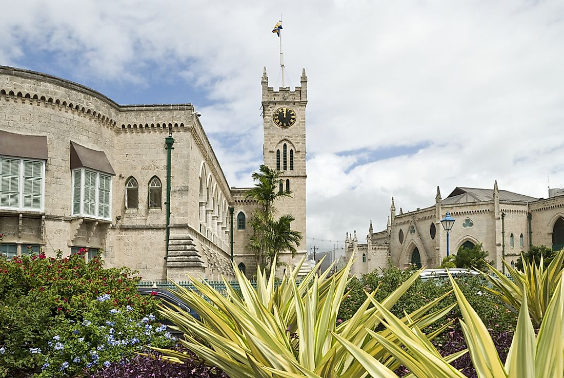 What Is the Capital of Barbados?
