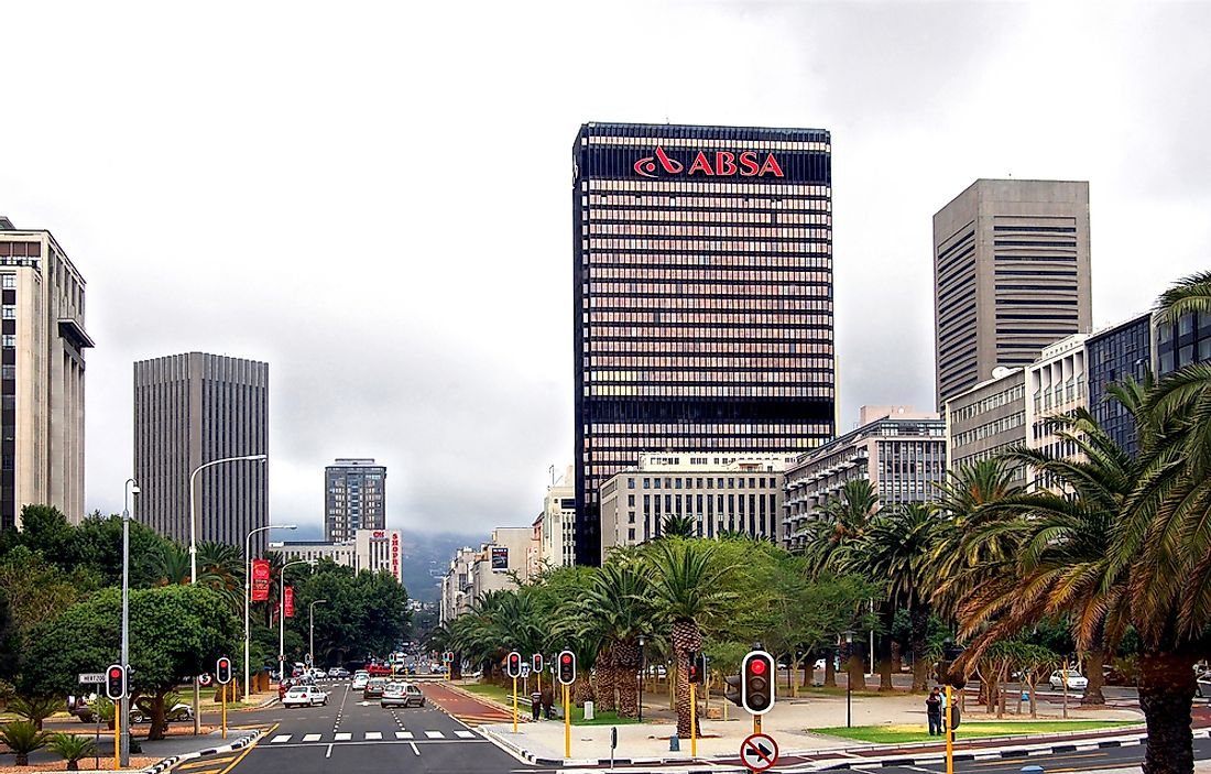 The Biggest Banks in Africa