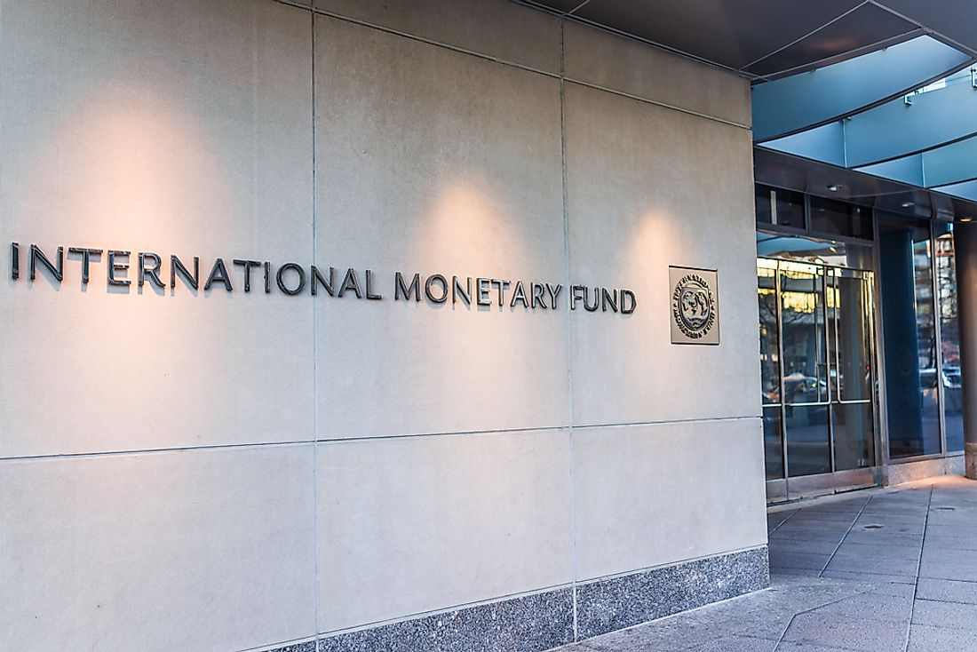 Where Is The Headquarters Of The IMF (International Monetary Fund) Located?