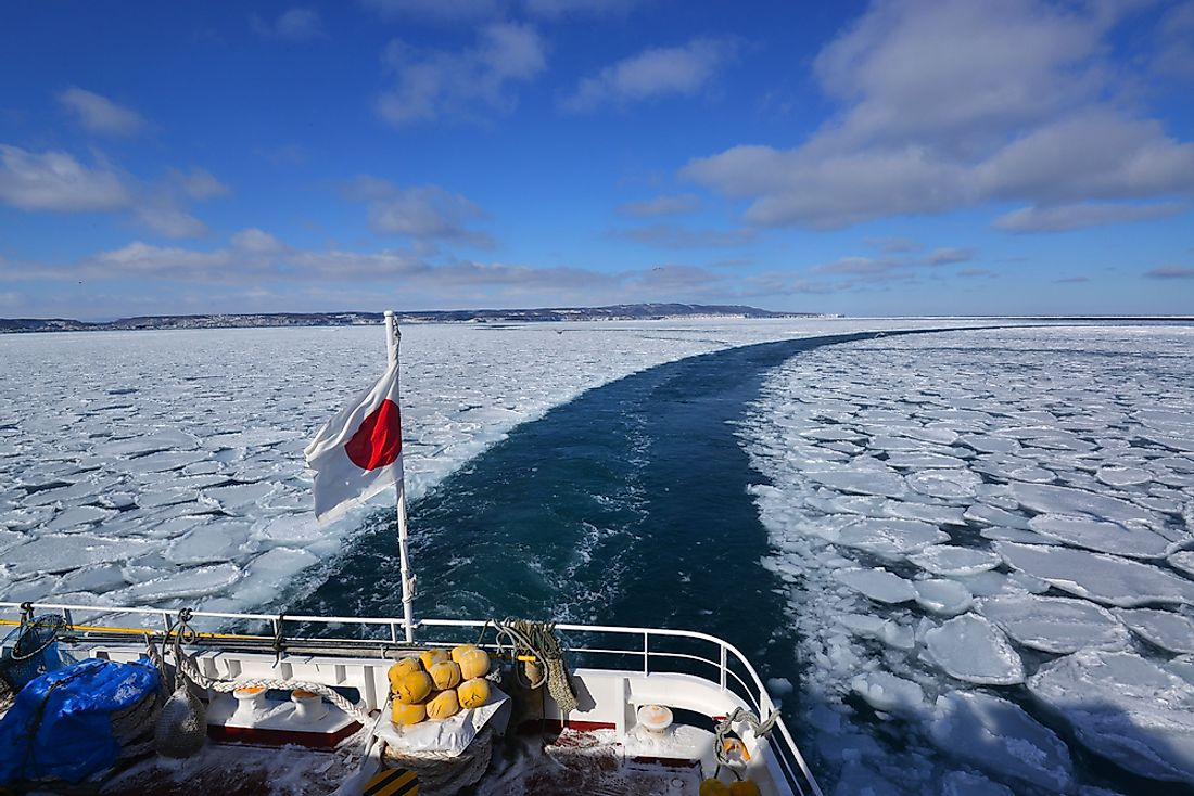 What Is Drift Ice?