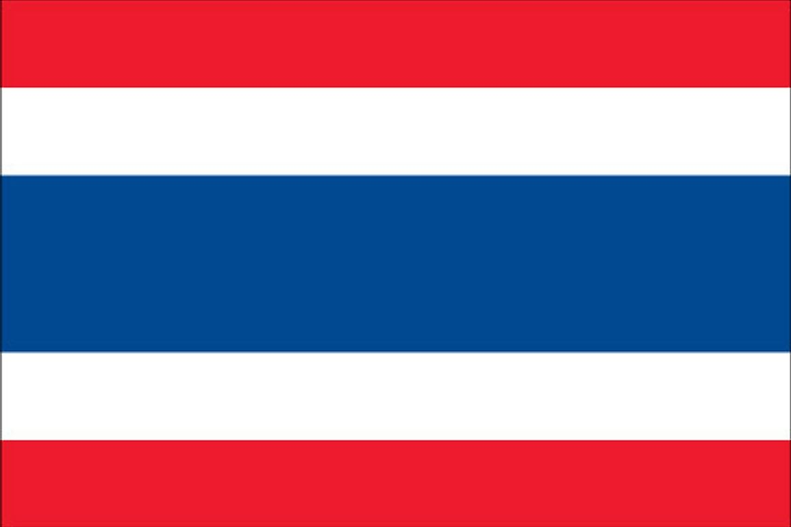 What Do The Colors And Symbols Of The Flag Of Thailand Mean?