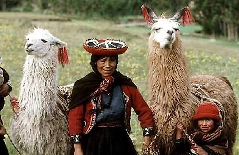 Quechua People