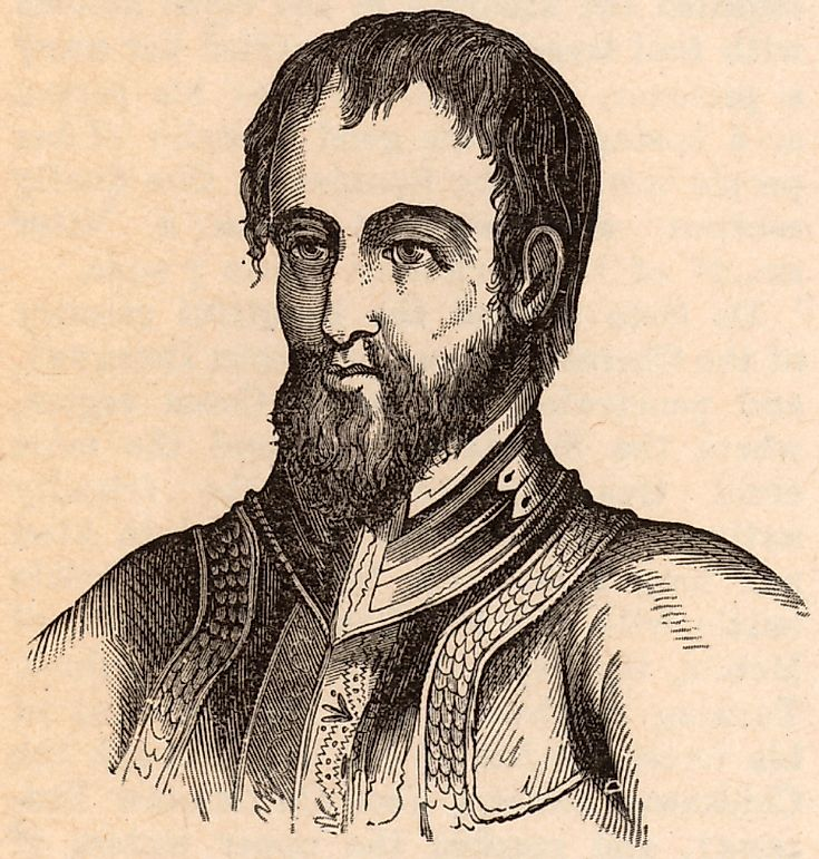Hernando de Soto: Explorers of the World