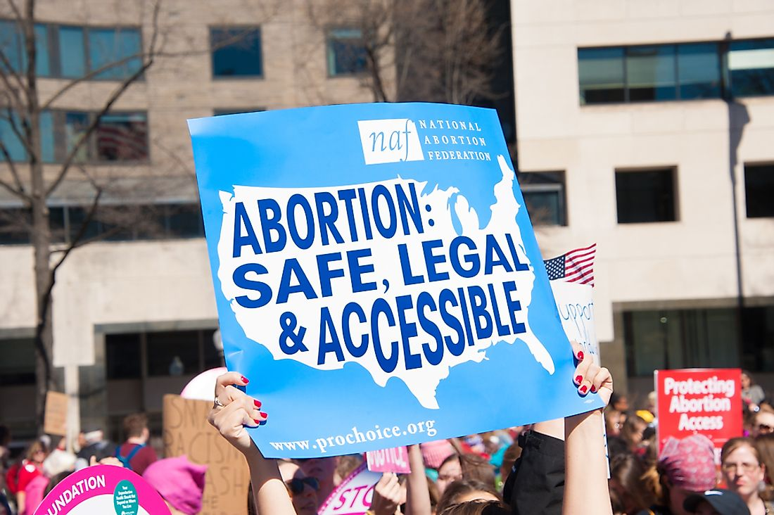 Abortion Laws by State