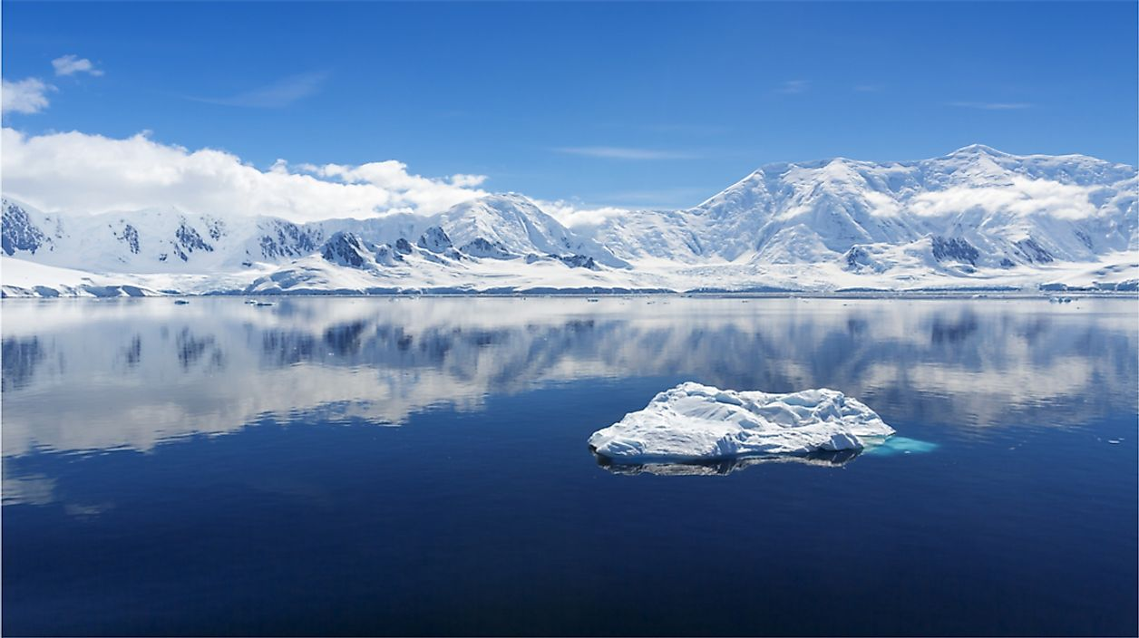 What Is the Antarctic Convergence?