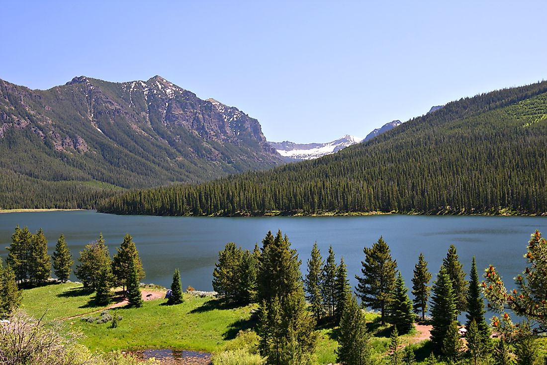 US National Forests of Montana