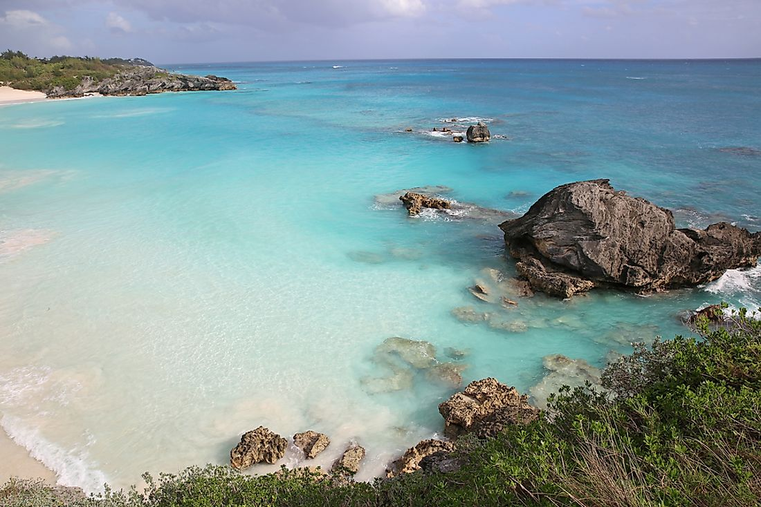 The Seven Wonders of Bermuda