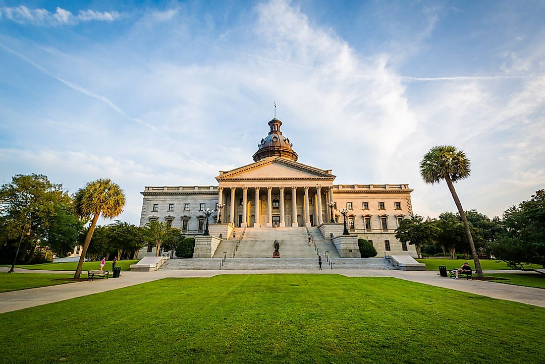 What Is the Capital of South Carolina?