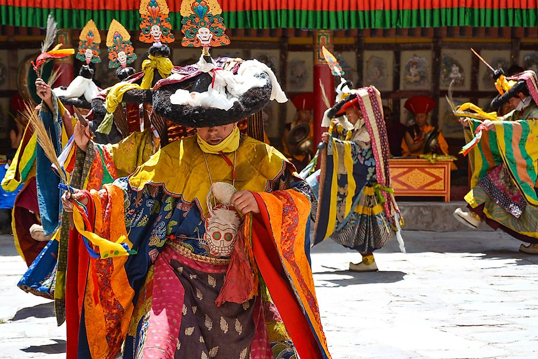 The Colorful Allure of the Hemis Festival