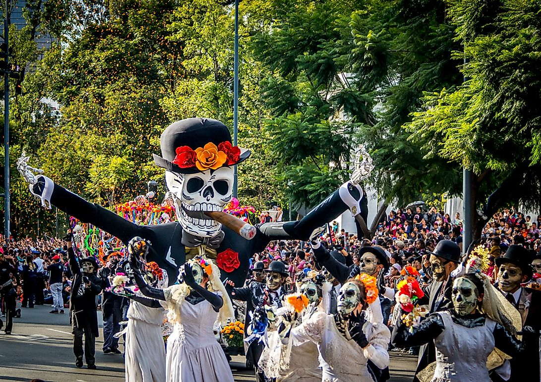 What is Day of the Dead?