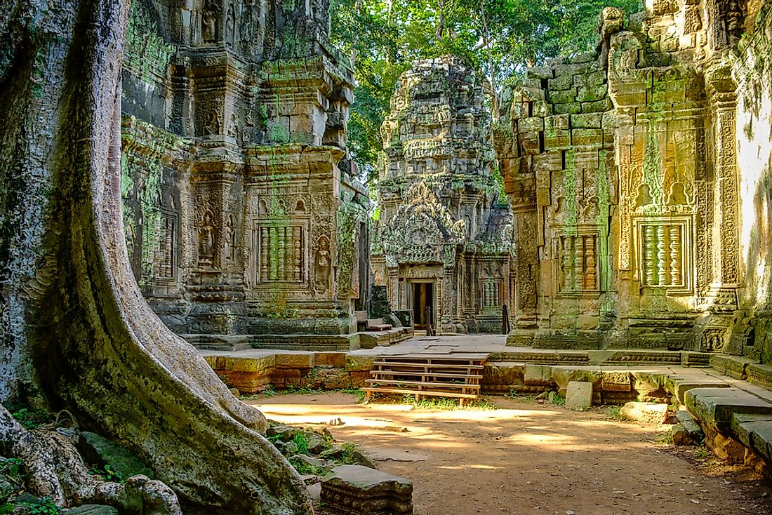 Top 10 Interesting Facts About Cambodia