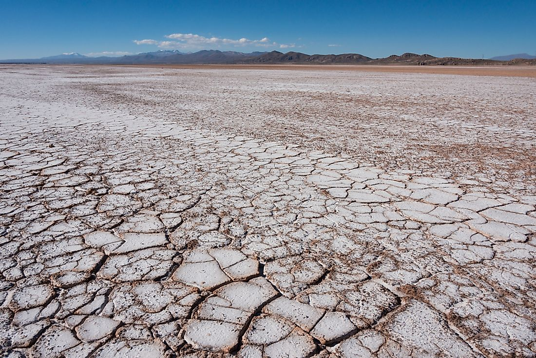 Year 2040: Which Countries In The World Will Face The Highest Water Shortages?
