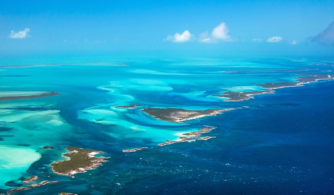 How Many Islands Are in the Bahamas?