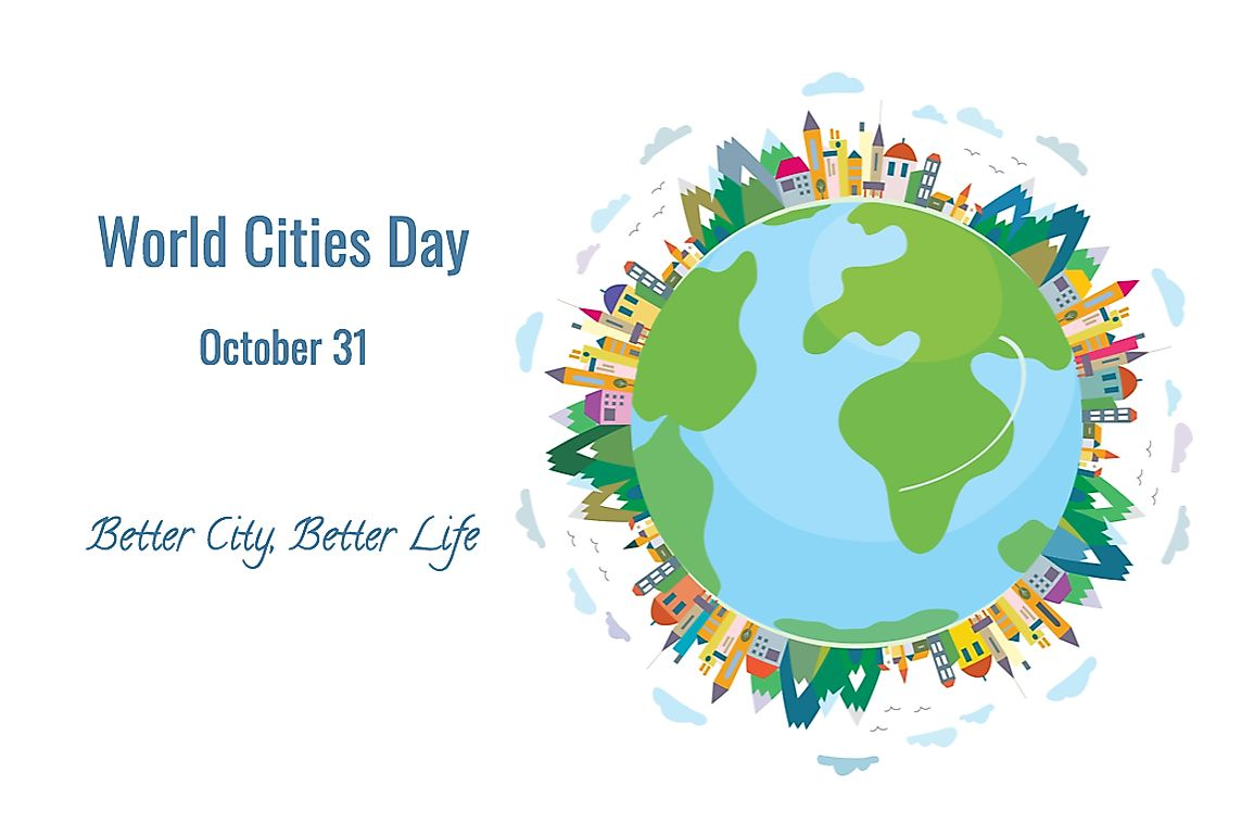 What and When is World Cities Day?