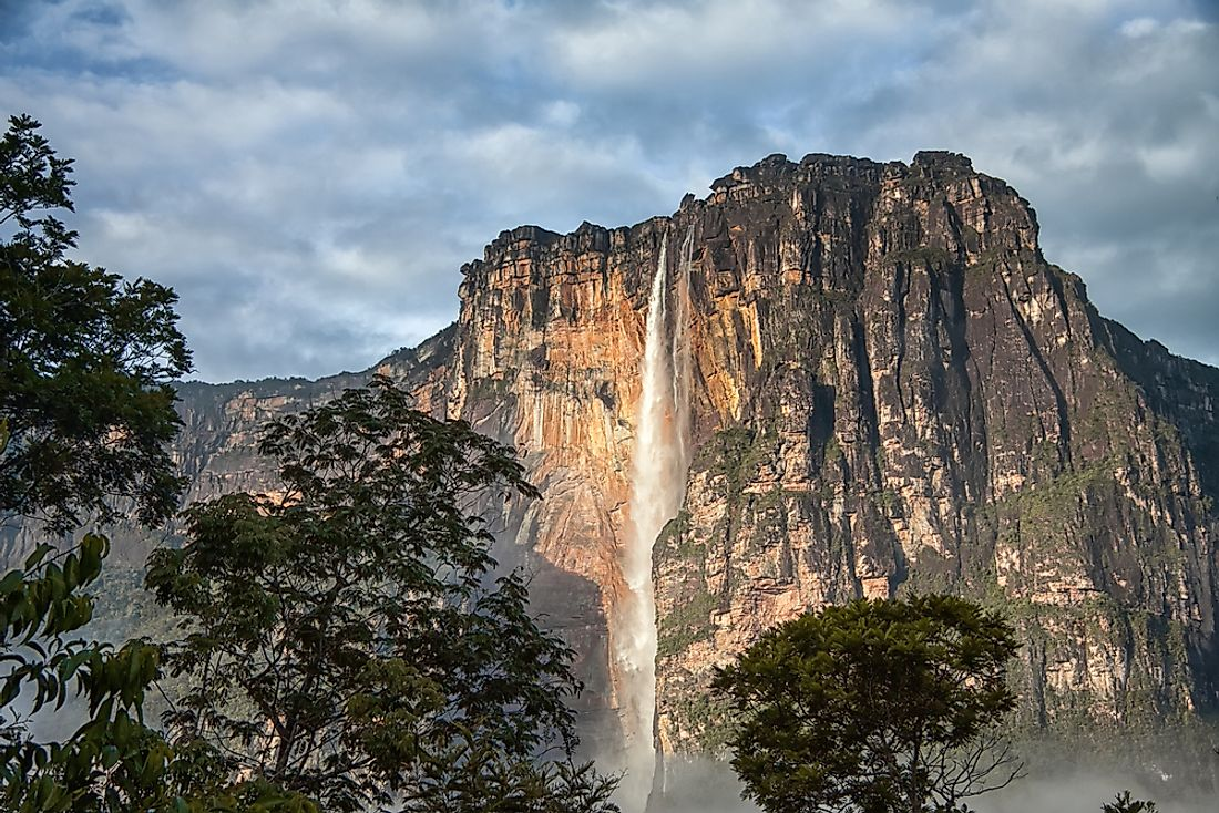 The 10 Most Famous Natural Wonders Of Venezuela