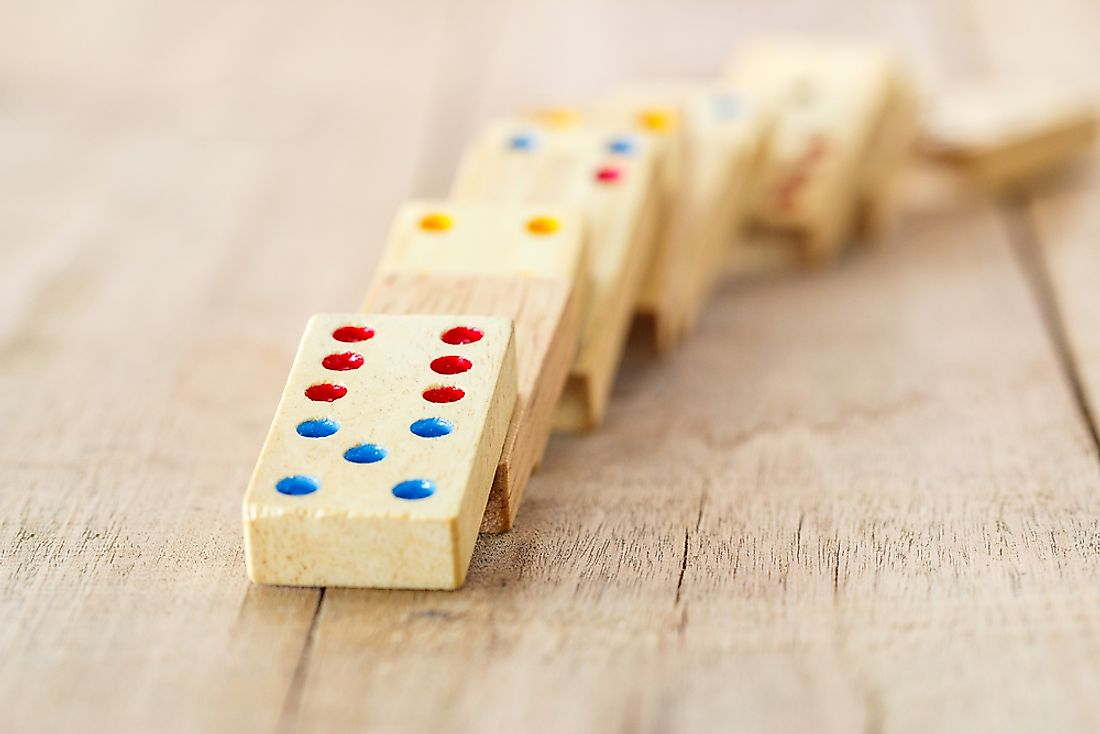 What Was the Domino Theory?