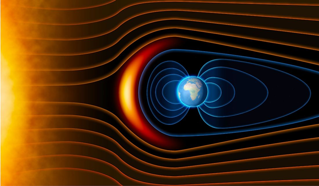 What Is Earth's Magnetic Field?