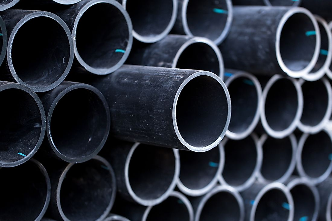 The World's Top Exporters of Rubber Pipes