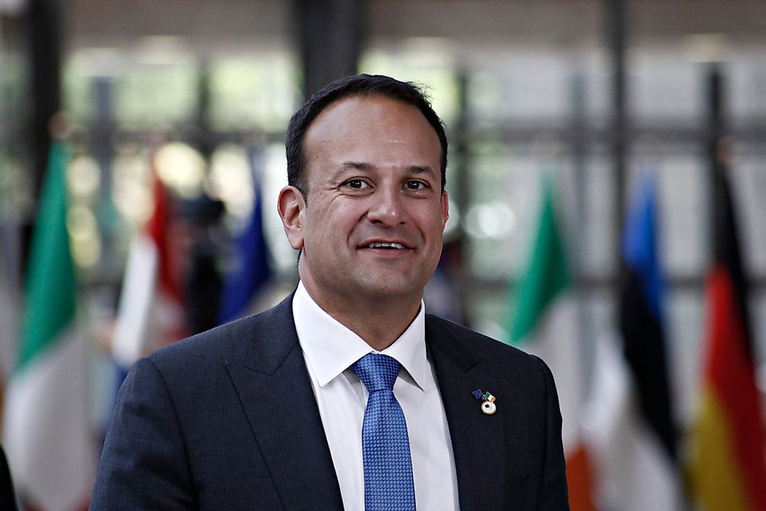 What is the Taoiseach?