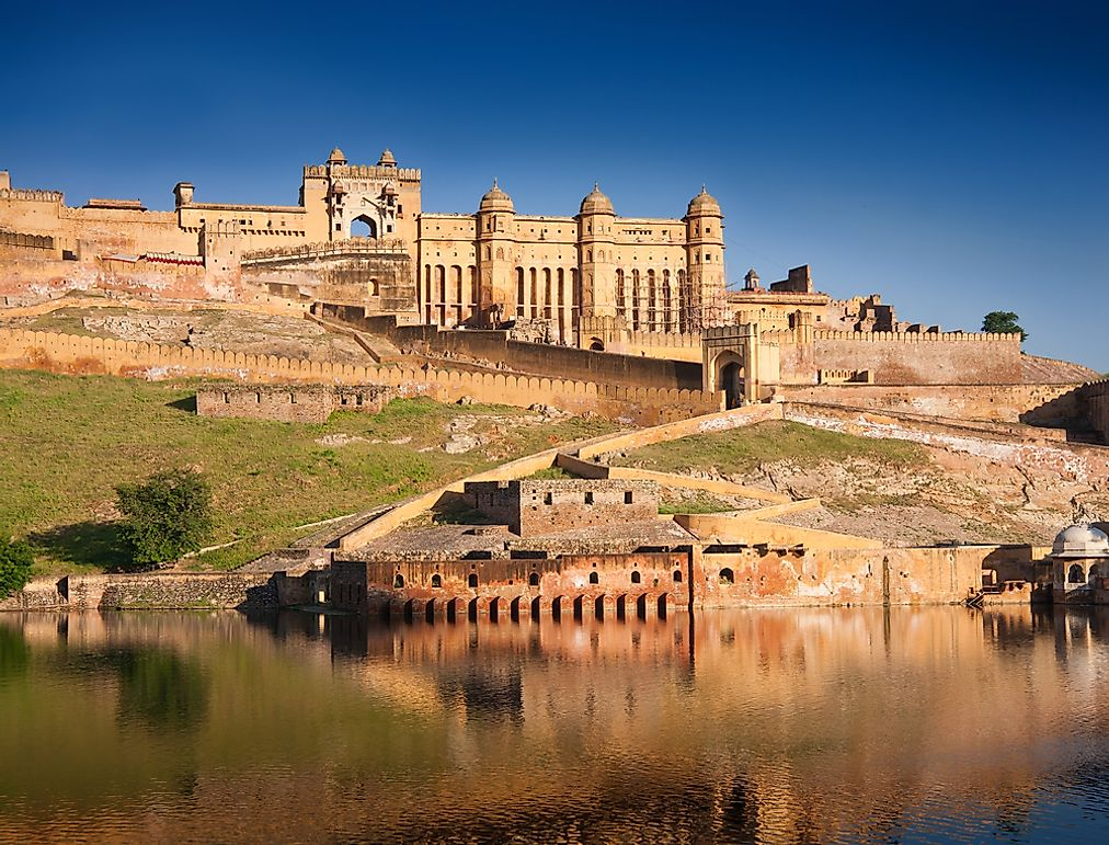 The Hill Forts Of Rajasthan, India UNESCO World Heritage Sites