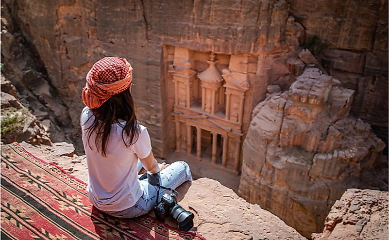 interesting facts about jordan the country