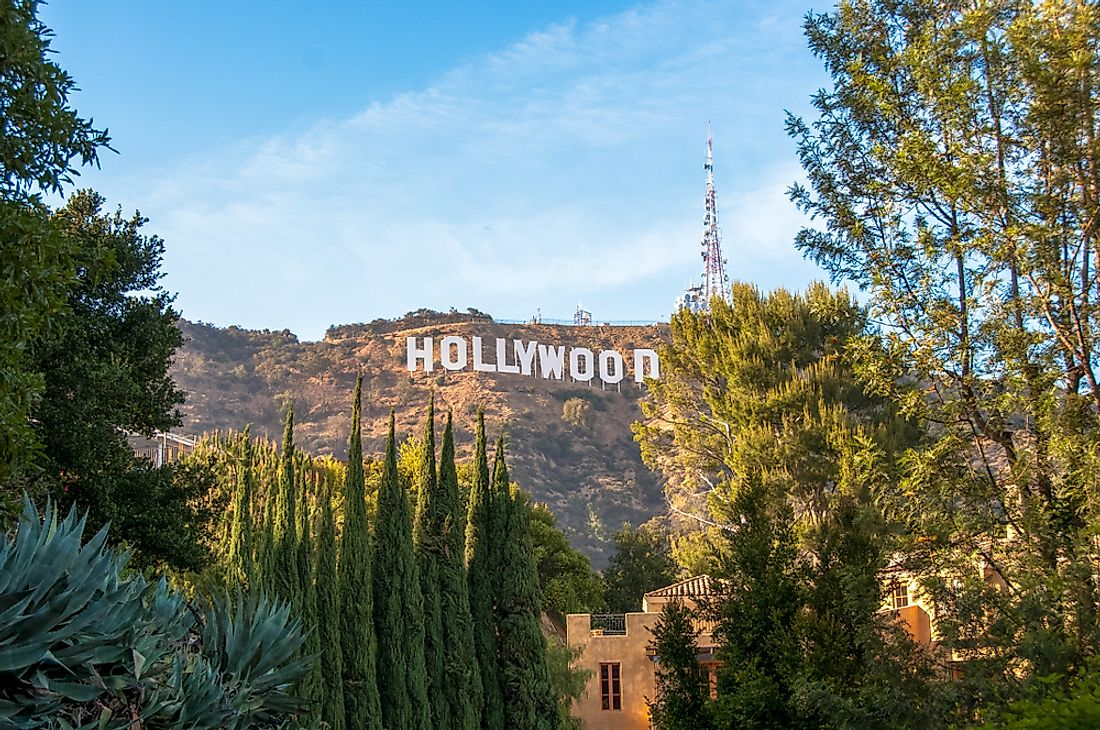 Which City is Hollywood In?