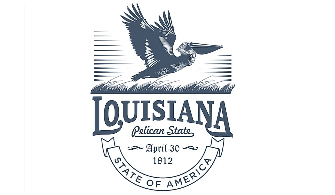 When Was The US State Of Louisiana Founded?