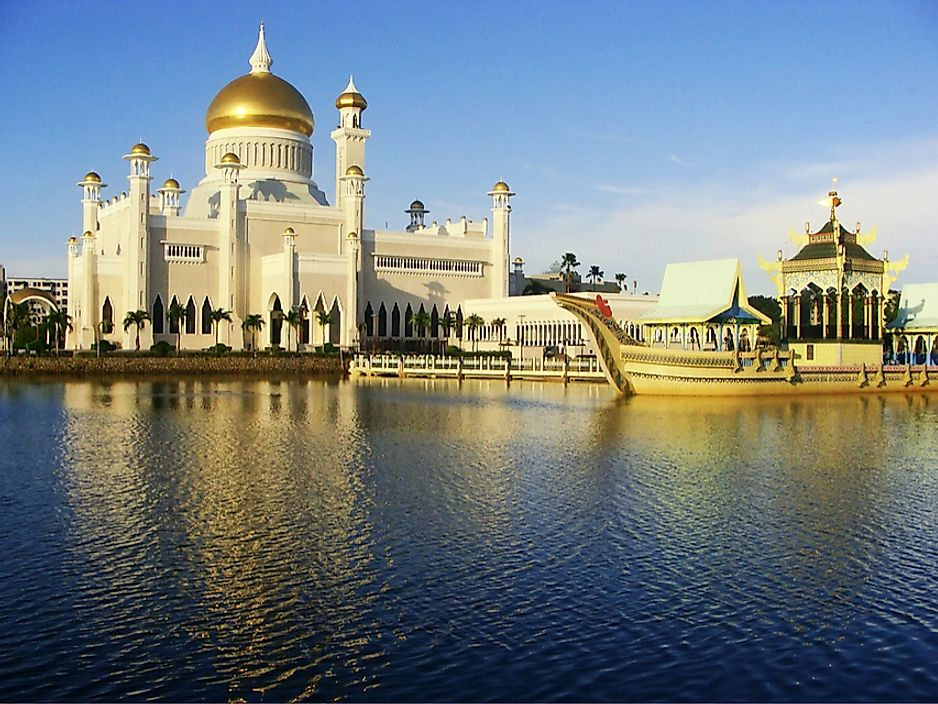 What Is the Capital of Brunei?