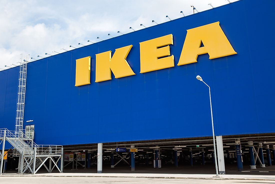 Countries With the Most IKEA Stores