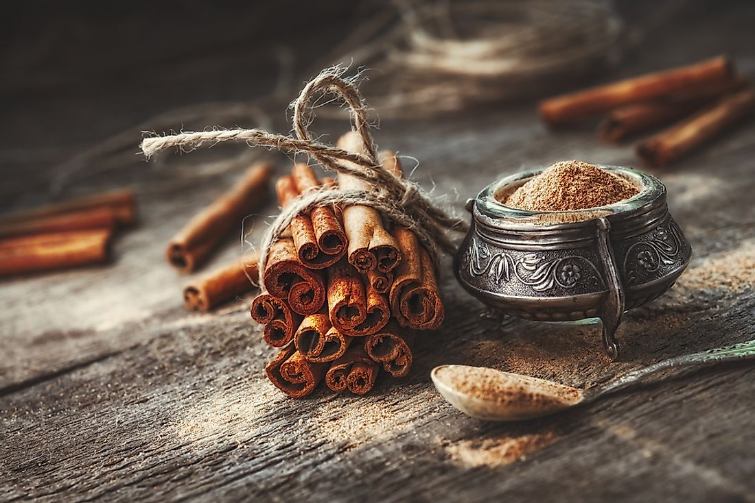 World's Top Cinnamon Producing Countries