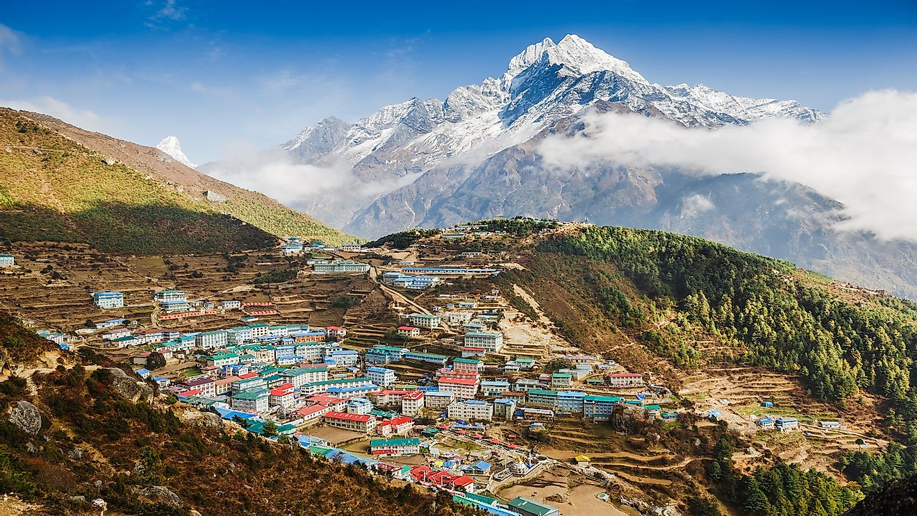 How Is Climate Change Affecting The Himalayas?