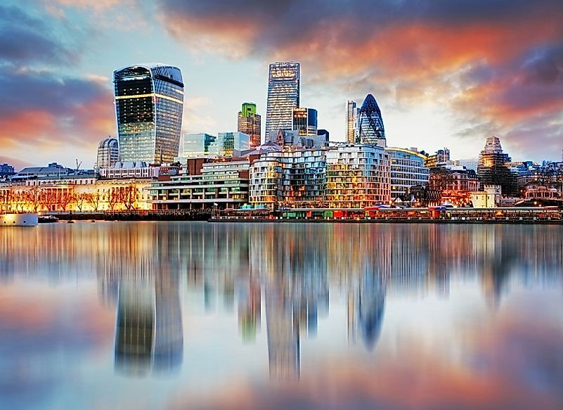 The Biggest Cities In The United Kingdom