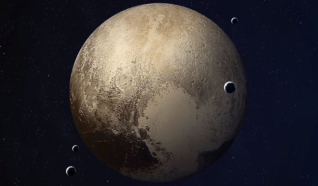 How Many Moons Does Pluto Have?