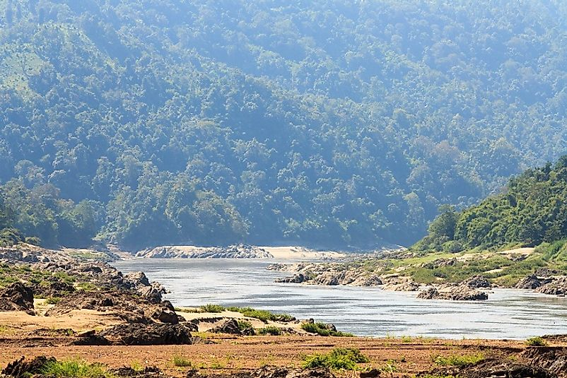 The Nu River: Rare Untamed River Of South Asia