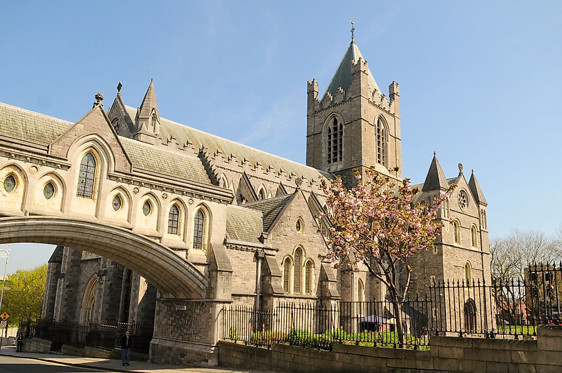 Christ Church Cathedral - Notable Cathedrals