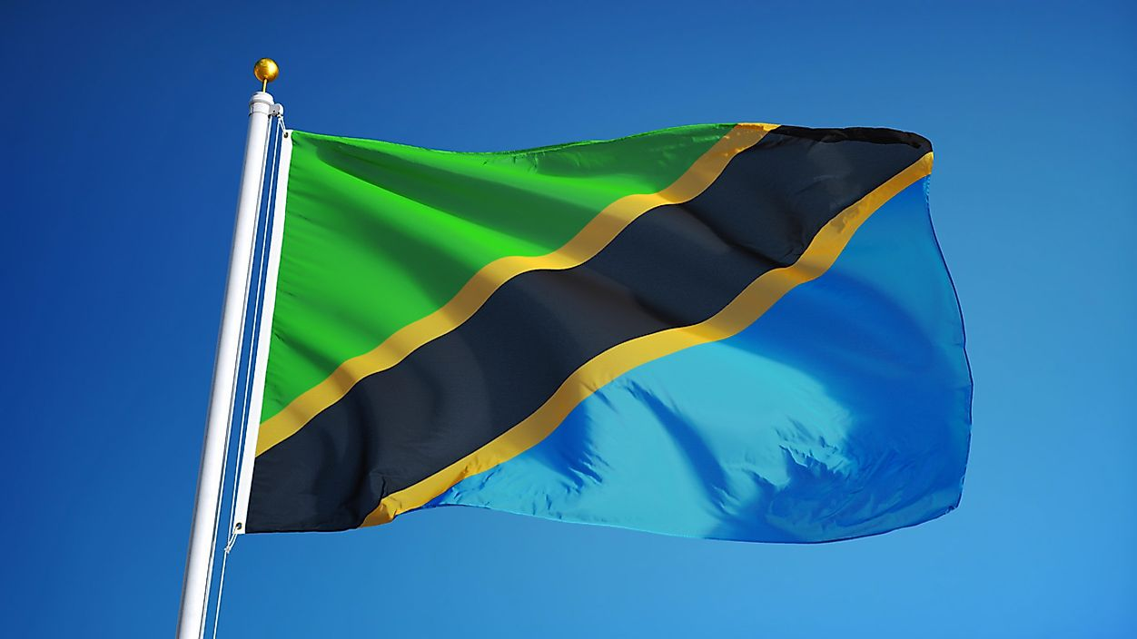 What Do the Colors and Symbols of the Flag of Tanzania Mean?