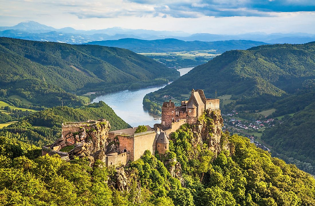 What Is The Source Of The Danube River?