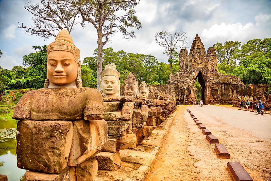 How Did Cambodia Get Its Name?
