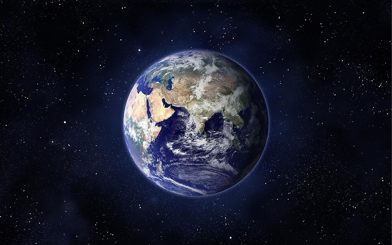 The Hemispheres Of Planet Earth