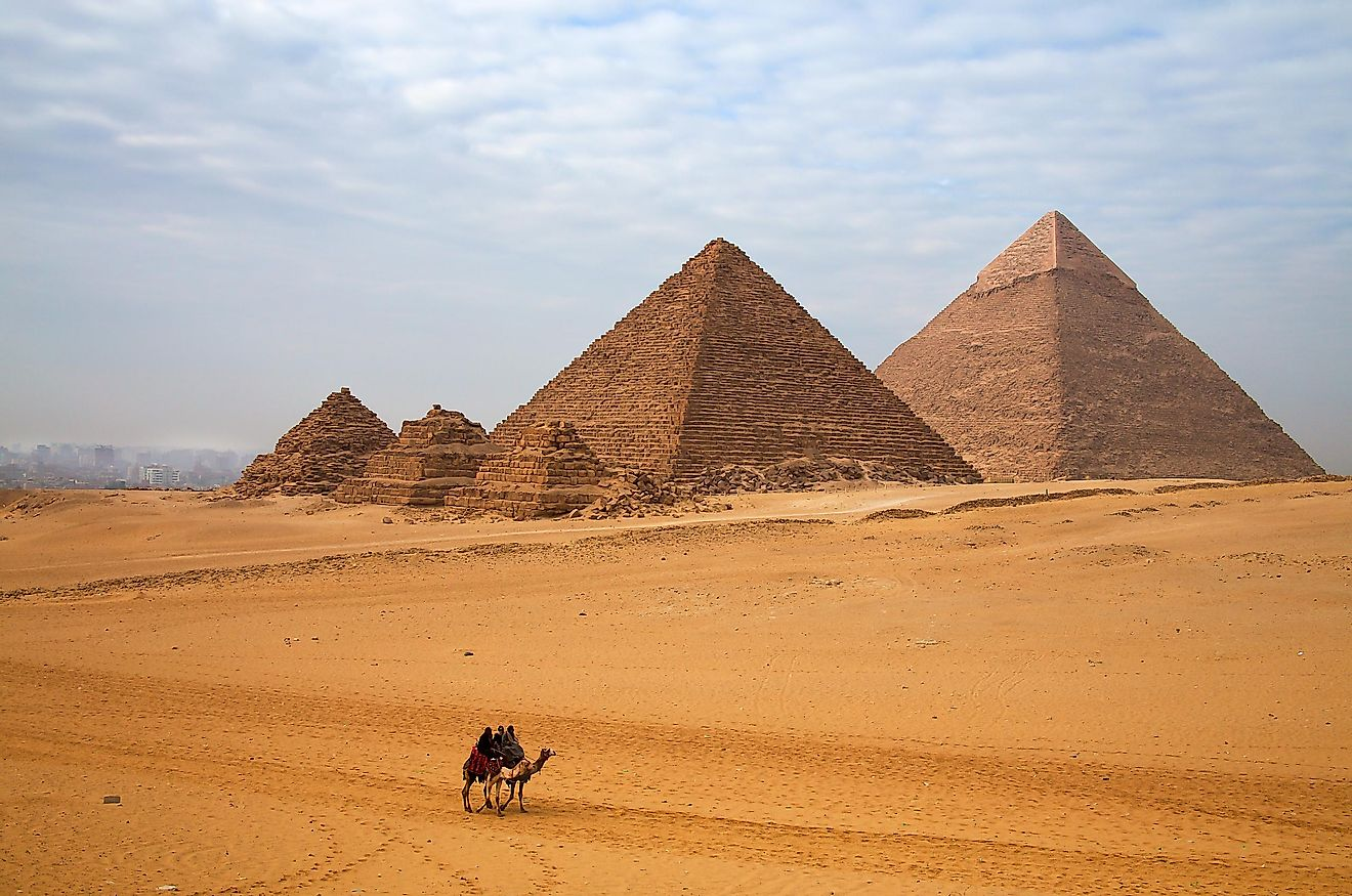 Mysteries Of Egypt: How Were The Pyramids Of Egypt Built?