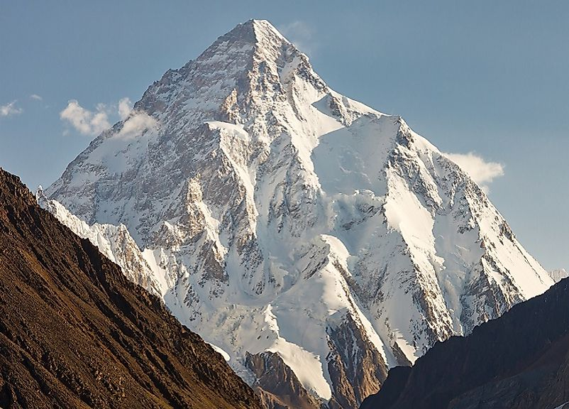 The Seven Second Summits Of The World