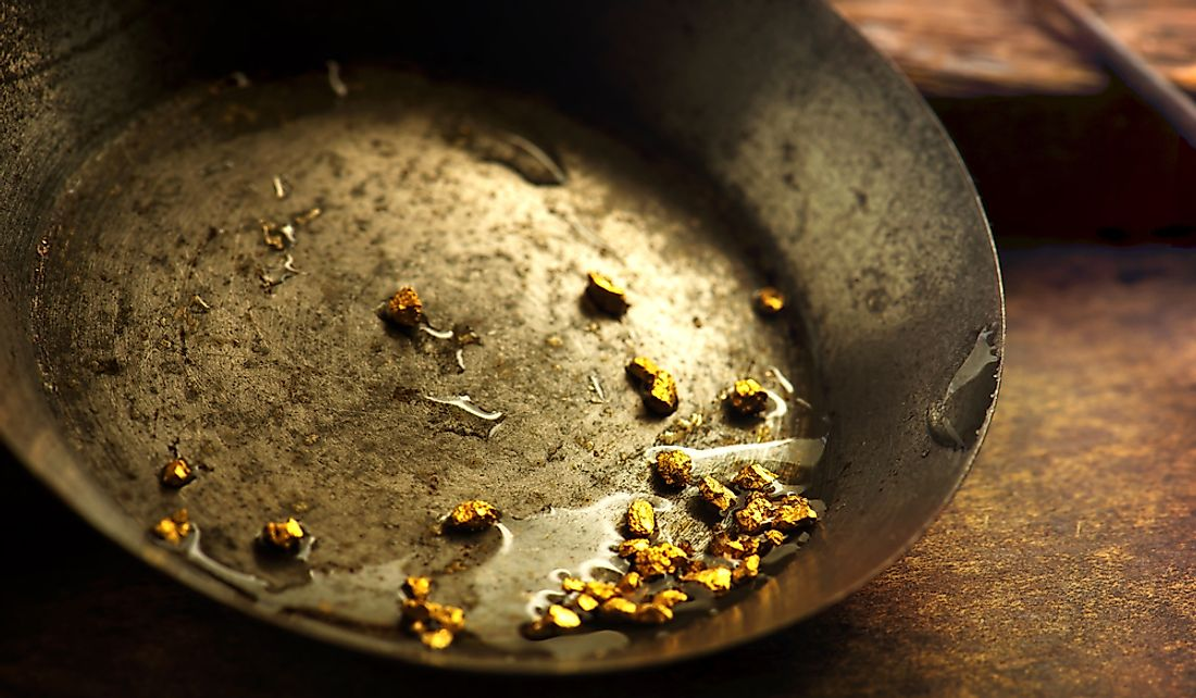 When Was The Gold Rush?
