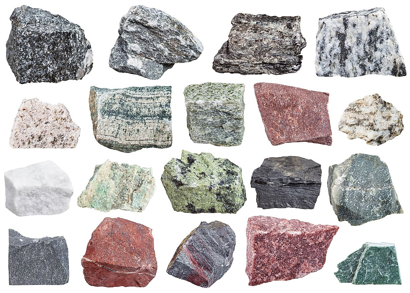 How Are Metamorphic Rocks Formed?