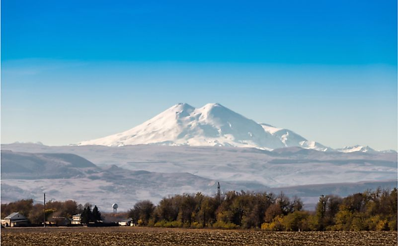 The 10 Highest Mountains In Europe
