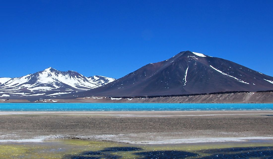 The Volcanic Seven Summits Of The World