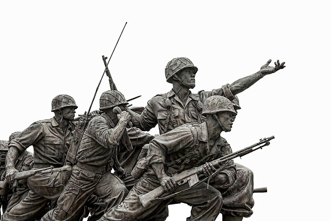Third Battle Of Seoul - Korean War