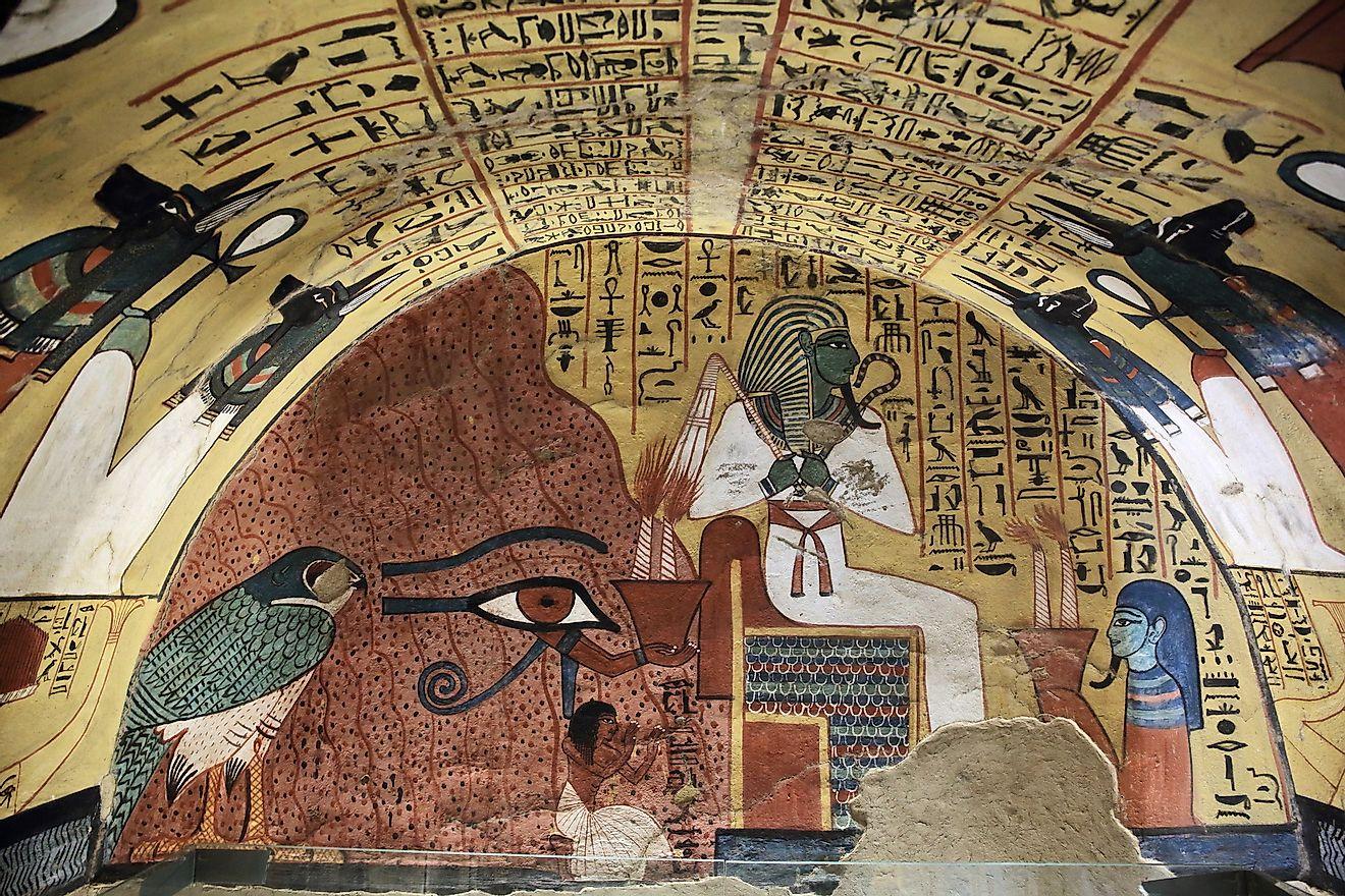 10 Ways Ancient Egyptians Shaped World History