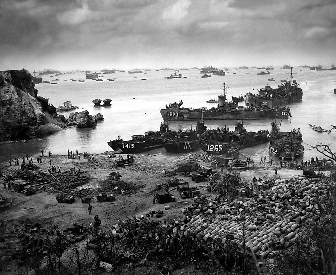 What Was the Battle of Okinawa?
